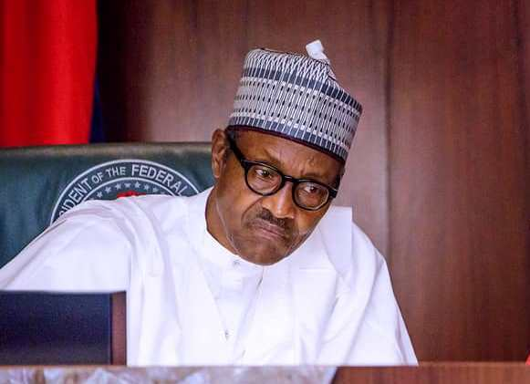 President Buhari Cries Out: US, UK,  Others Are Supporting Atiku