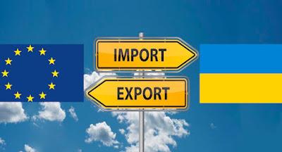 Баланс торговли агропродукцией с ЕС ухудшился за год на полмиллиарда евро