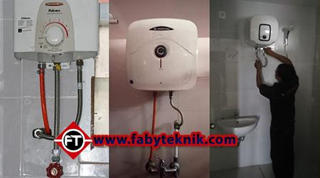 Jasa Pasang Service Water Heater di Cirebon Jawa Barat