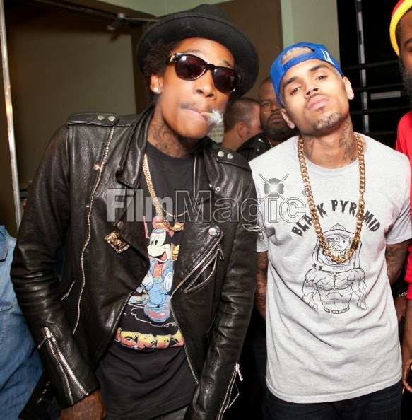 Nova Música: Counterfeit - Chris Brown ft  Rihanna & Wiz