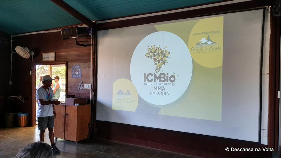 Agendamento ICMBio Noronha