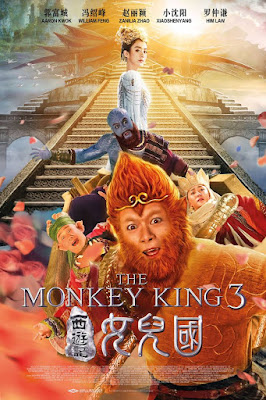 The Monkey King 3 2018 Custom HDRip Sub