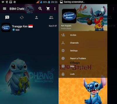 BBM Mod Stitch v3.3.6.51 APK