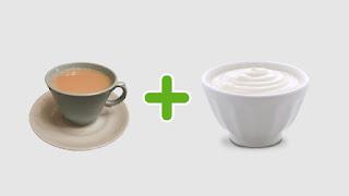 Tea and Curd bad food combinations