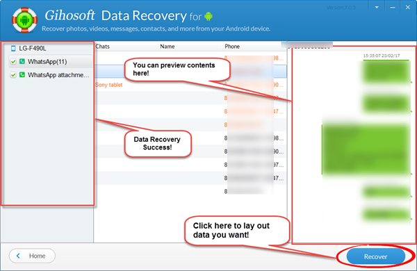 Android Phone Data Recovery: How To Recover Deleted WhatsApp