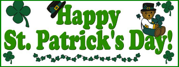 st patricks day images messages