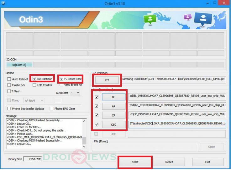 Samsung Full Pack Firmware Collection How To