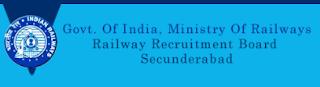 RRB Secnderabad Results