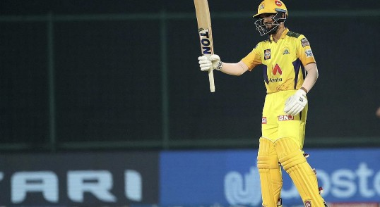 Gaikwad special powers CSK to fifth win on the trot