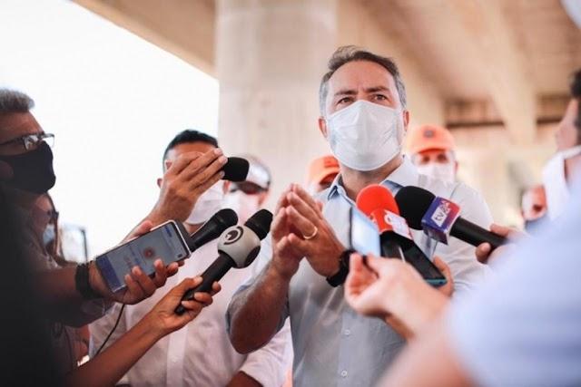 Alagoas pode voltar a decretar fechamento 'se taxa de ocupação subir muito', afirma governador