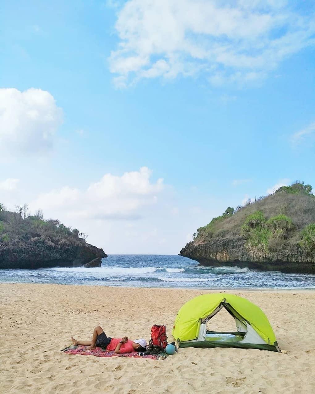 Gambar Pantai Sedahan