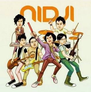 Download Kumpulan Lagu Nidji Full Albuma Mp3