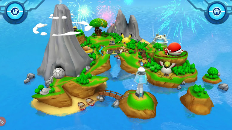 Ilha Camp Pokémon