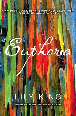 Euphoria by Lily King – Front cover