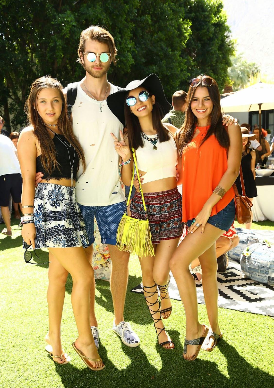 Victoria Justice – 2015 Coachella Music Festival