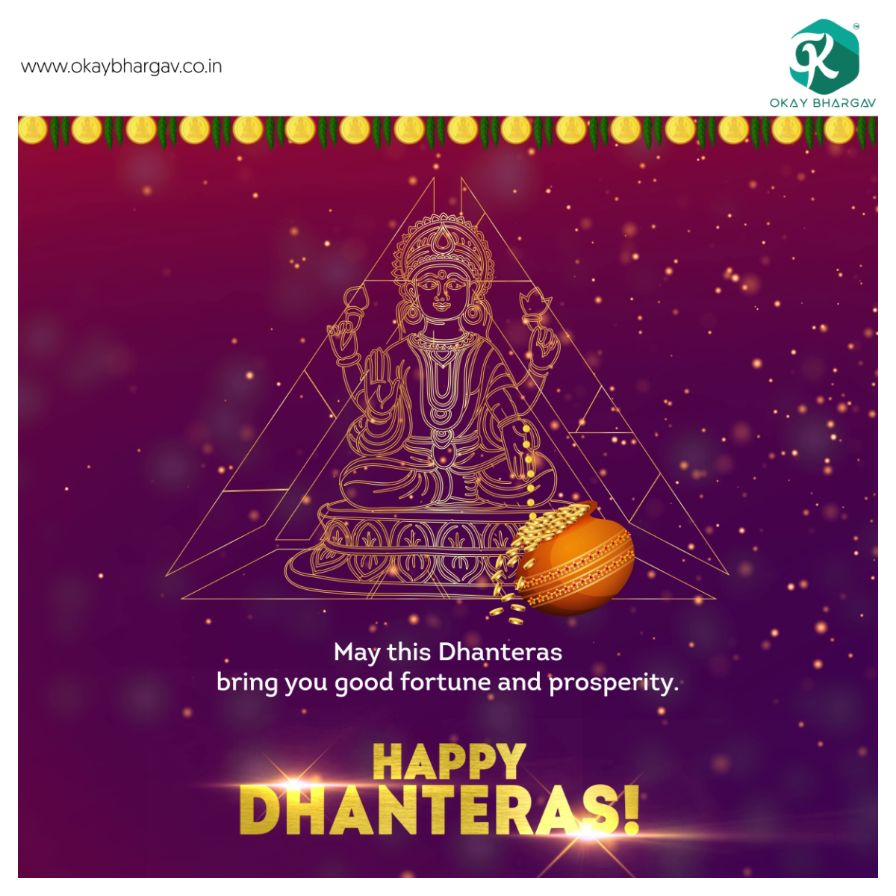 #2 Dhanteras  free after effects templates - after effects - Okay Bhargav
