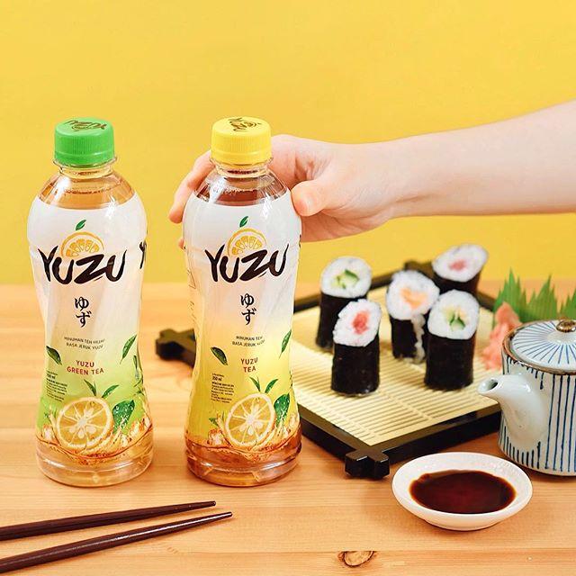 Keunggulan Minuman Yuzu