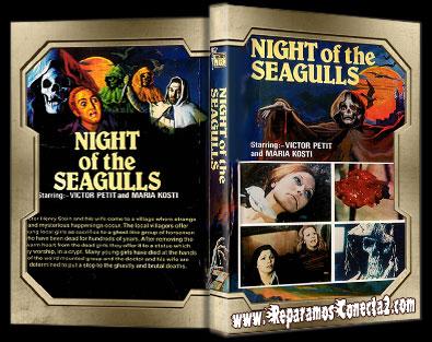 La Noche de las Gaviotas [1975] Cine clasico - Serie b