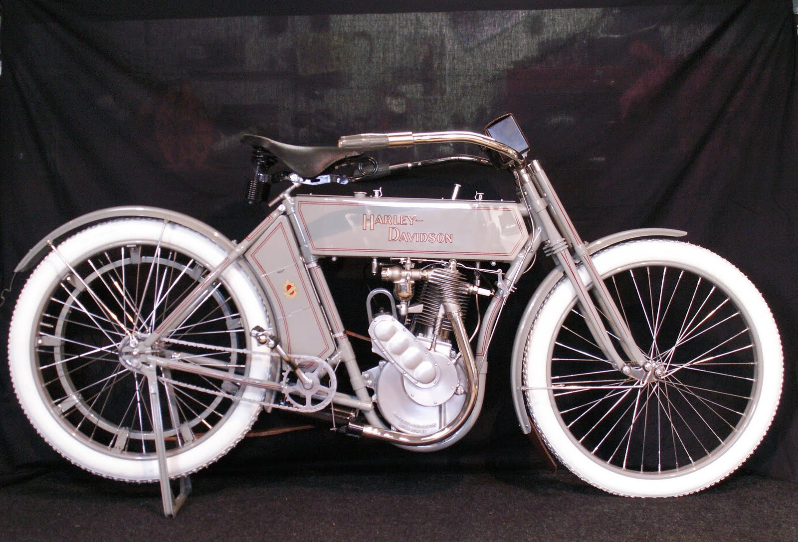 1910 Harley-Davidson Silent Gray Fellow