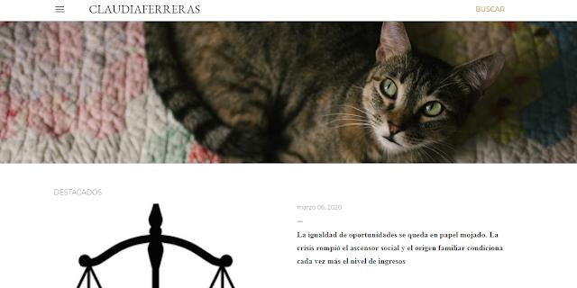 www.claudiaferrerasg.blogspot.com