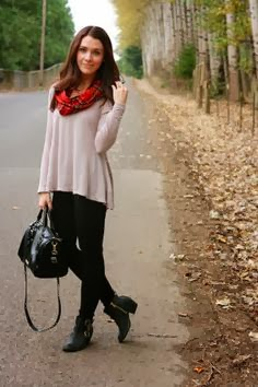 Women's Fashion Easy Fall outfit