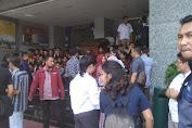 Polisi Pulangkan 56 Mahasiswa Karawang yang Sempat Ikut Demo di DPR