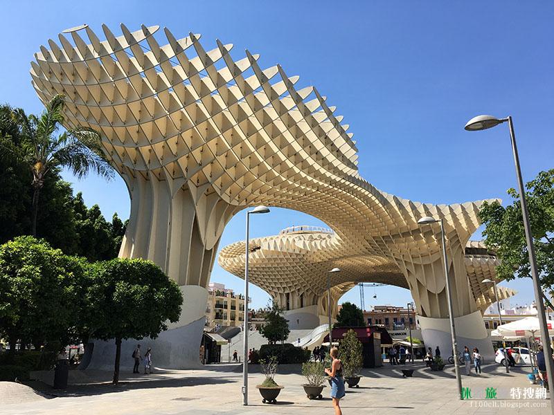 [西班牙.塞維亞] 安德魯西亞自治區首府-塞維亞(Sevilla) 盤點必訪所有景點