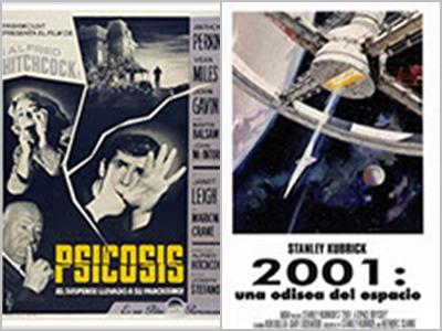 10 clásicos de Hitchcock y Kubrick como nunca se han visto