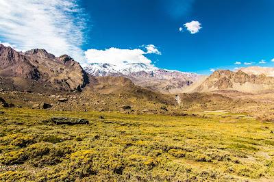 Cajón del Maipo - Volcán San José