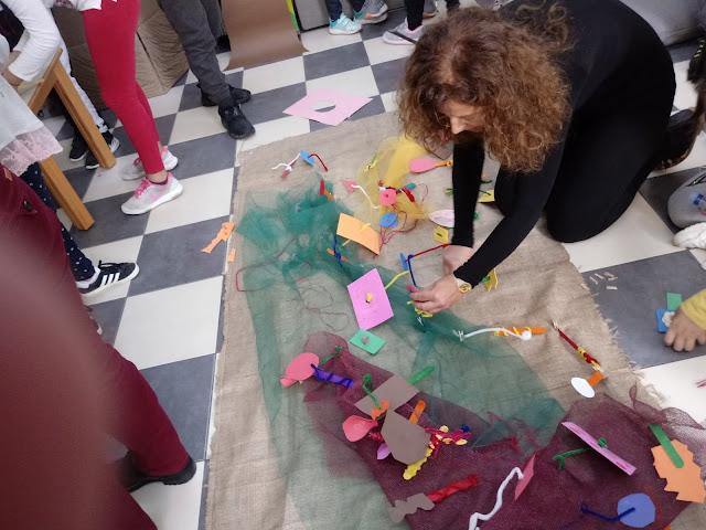 Τα όρια της κτητικότητας και τις αρνητικές συνέπειες του θυμού κατανόησαν οι μαθητές του Δημοτικού Σχολείου Πορτοχελίου