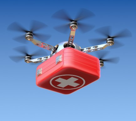 Fungsi dan Penggunaan Drone