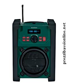 Radio da cantiere Lidl
