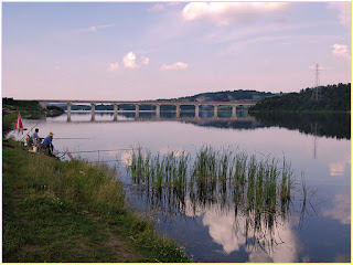 Most na Gruzanskom jezeru
