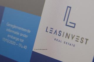 Leasinvest Belgie dividend 2021