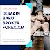 Domain baru broker forex XM