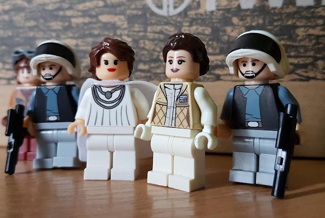 Принцесса Лея, повстанцы, лего, Звездные войны, Мон Мотма