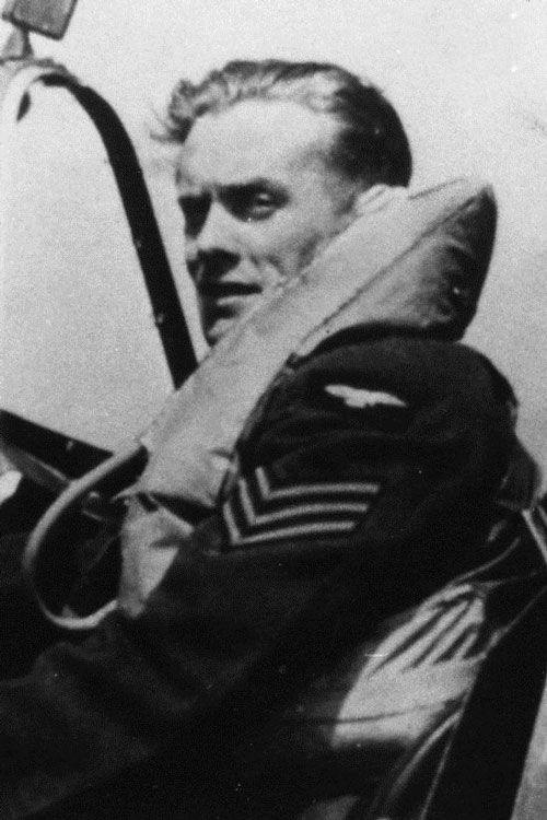 27 September 1940 worldwartwo.filminspector.com RAF pilot Frank Usmar