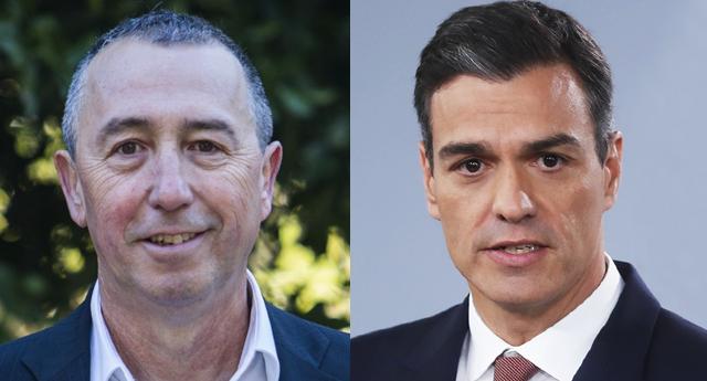 """Baldoví pedirá a Sánchez """"bajar el tono"""" para """"acercar posiciones"""" y """"no lamentar oportunidades perdidas"""""""