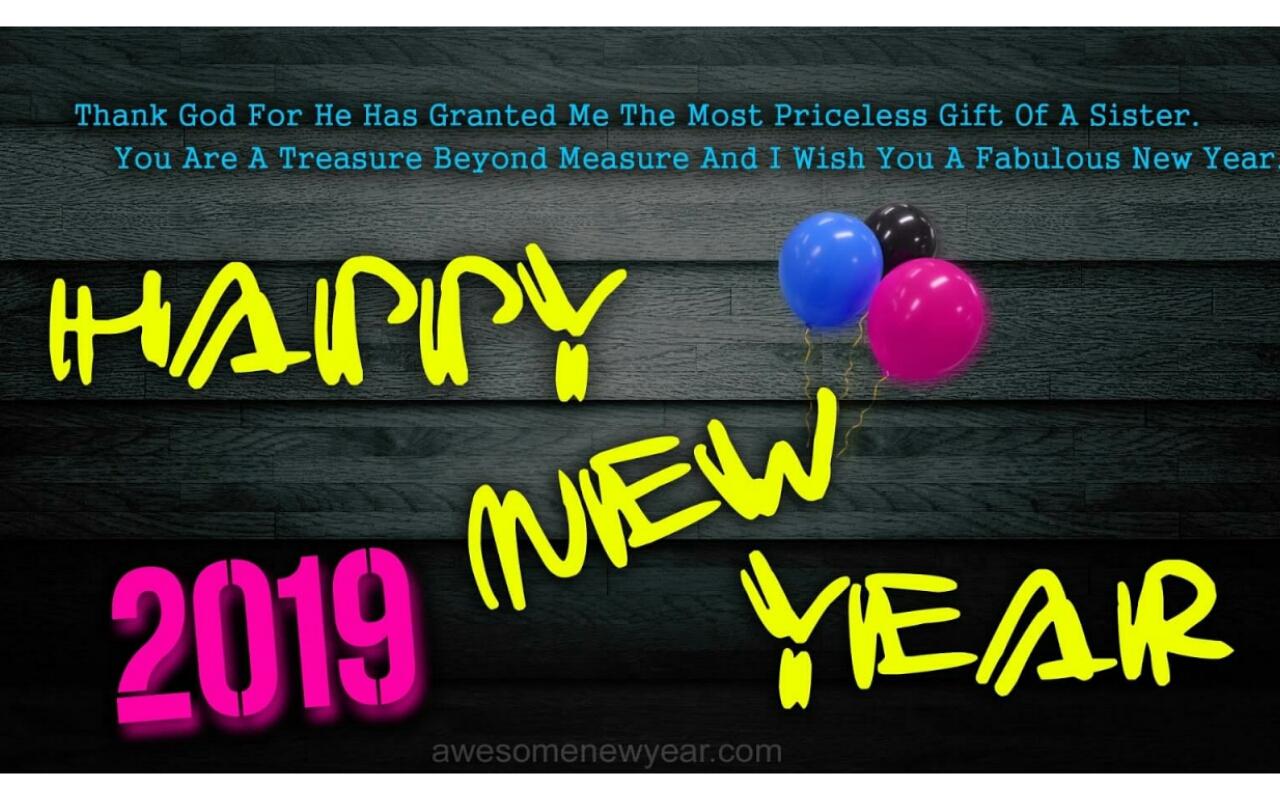 Happy New Year 2019 Status Hindi Shayari Images Technical Sahadat