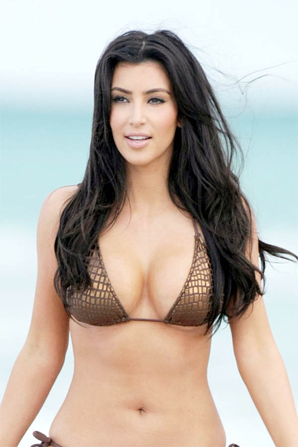Ideal Kim Kardashian Nude Hd Wallpaper HD