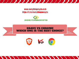 Brave vs Chrome - Which one is the best choice?