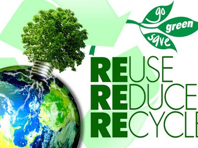going green can significantly reduce global warming