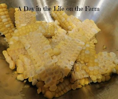 Korean Corn Cheese