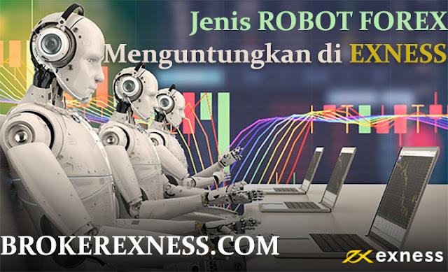 Jenis robot forex menguntungkan di exness