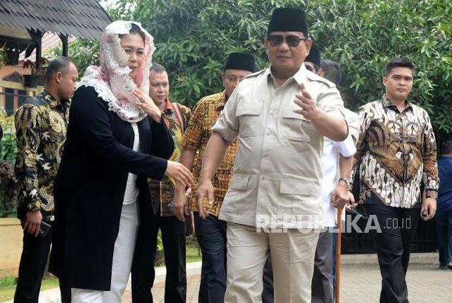 Ini Komentar Yenny Wahid Setelah Terima Kunjungan Prabowo