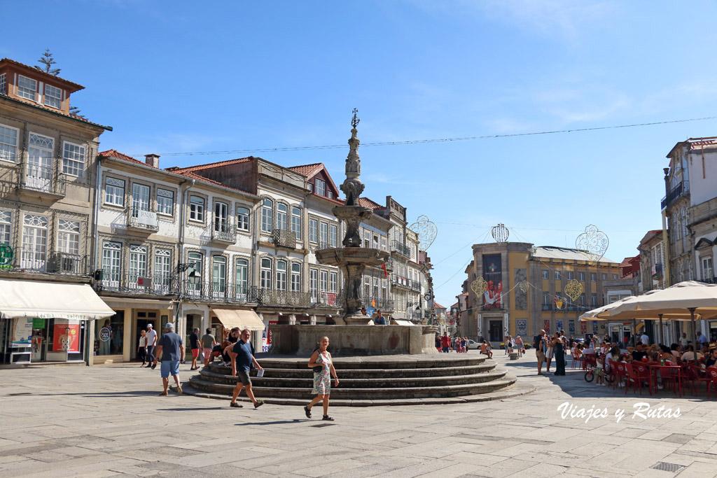 Praça da República de Viana do Castelo