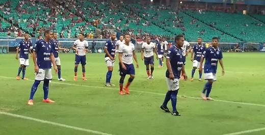 Confiança duela com o Bahia pela Copa do Nordeste