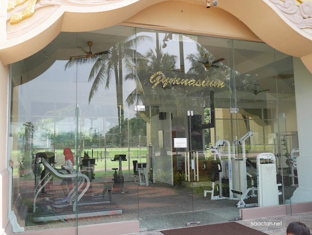 Gym for the health conscious people