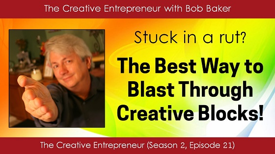 Blast Through Creative Blocks! Here's the Best Way!
