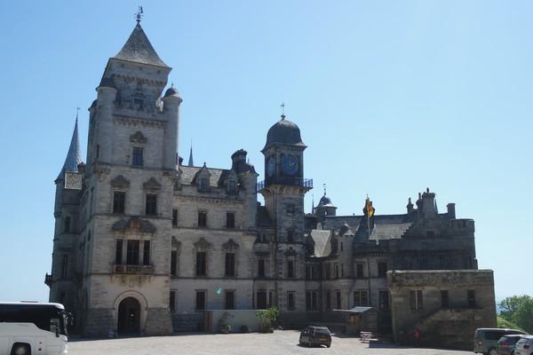 écosse north coast 500 road trip castle château dunrobin